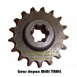 ENGGINE CHAILWHEEL MINI TRAIL