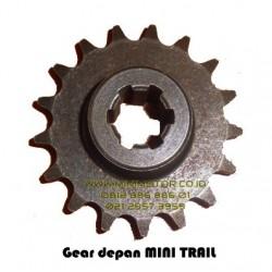 ENGGINE CHAILWHEEL MINI TRAIL