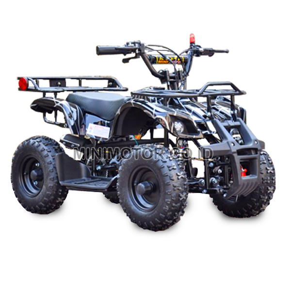 atv-mini-hunter-49cc-hitam