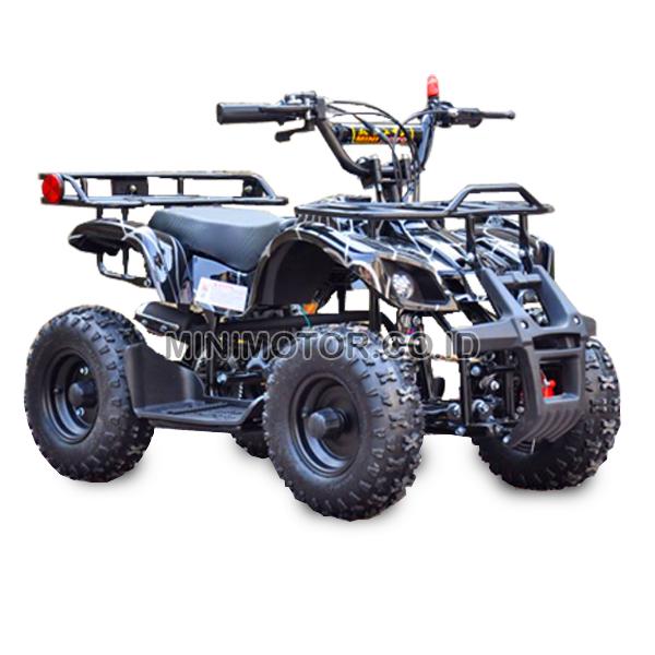 atv-mini-hunter-49cc-hitam