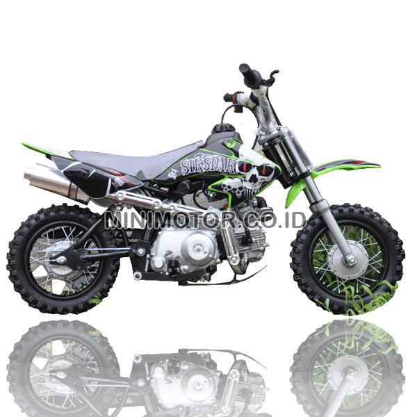 Medium Trail trail MTv 50cc