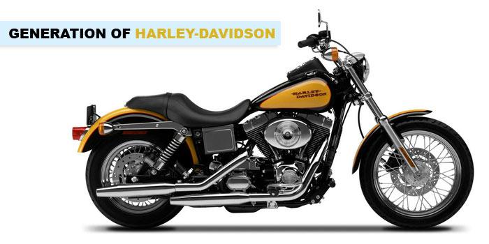 Jenis – Jenis & Type Motor Harley Davidson