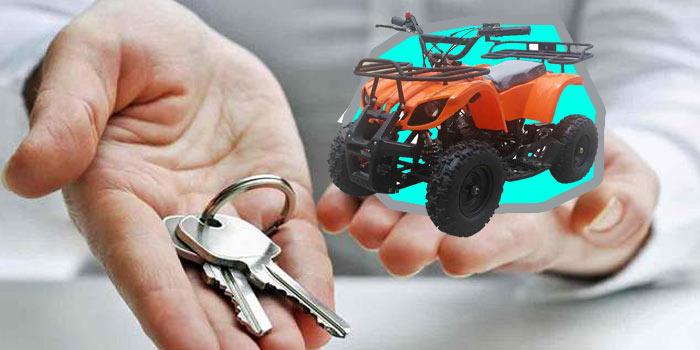Peluang Usaha Bisnis Sewa Motor Mini Mainan Anak