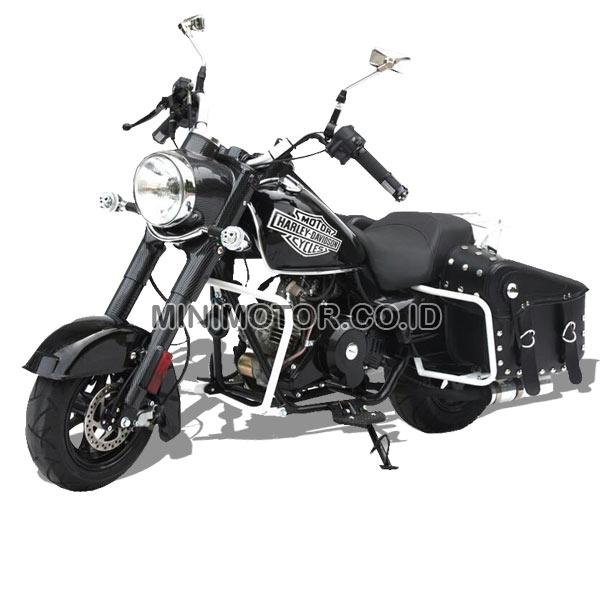 Mini Harley Davidson 50cc – Mini Motor