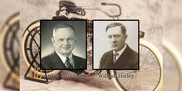 Sejarah Motor dan Pabrikan Harley-Davidson