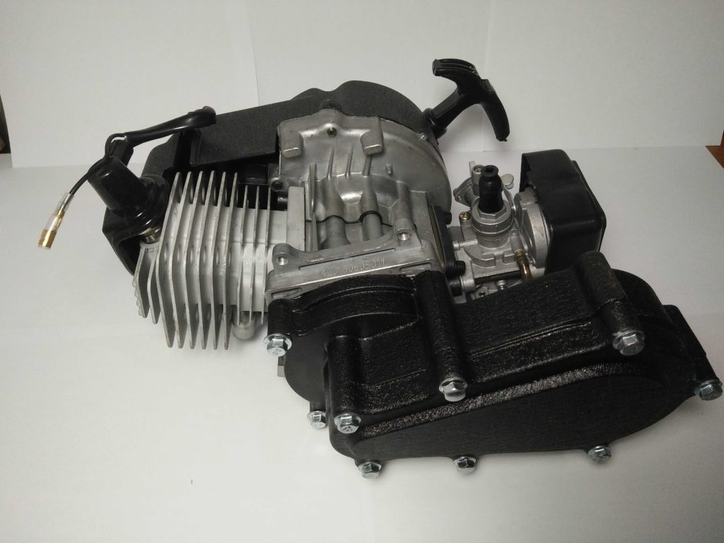 mesin mini motor zk