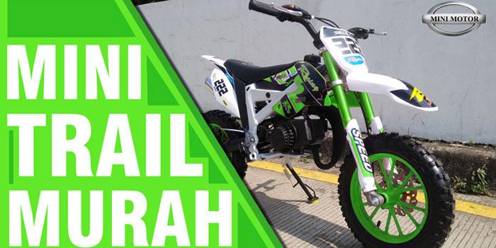 mini trail 49cc