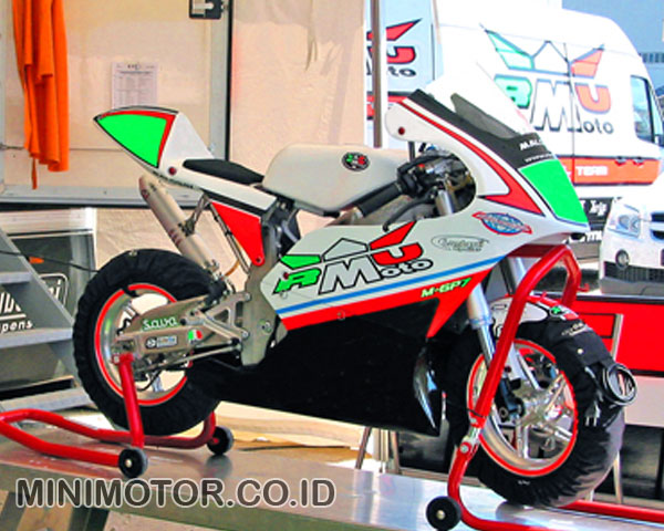 modifikasi mini motor