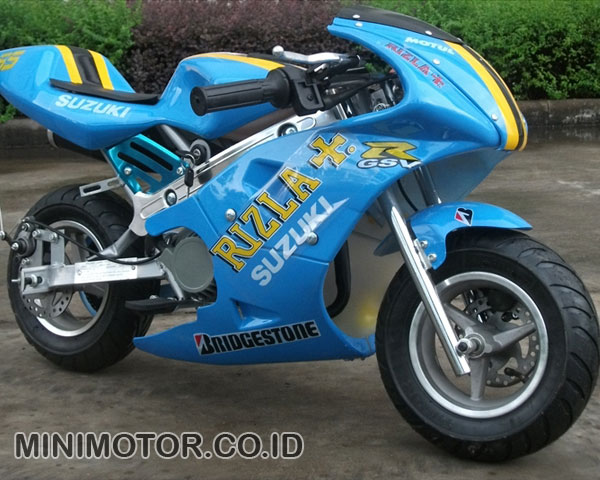 modifikasi mini gp