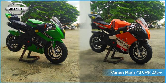 gp racing RK 49cc