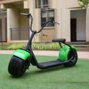 scooter-1000watt-hijau