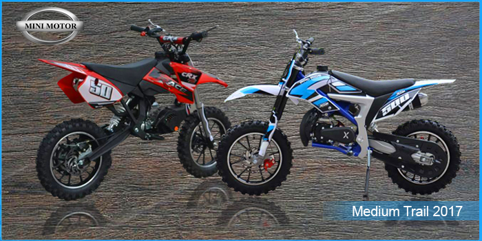 Mini Motor Trail Cross Model Terbaru 2017