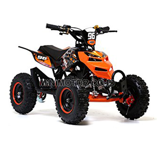 atvminiviper49cc-orange