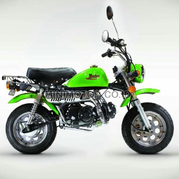 monkey-50cc-hijau