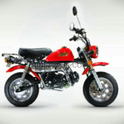 monkey-50cc-merah