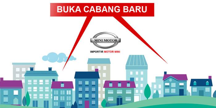 Promo Spesial Cabang Baru Surabaya minimotor.co.id