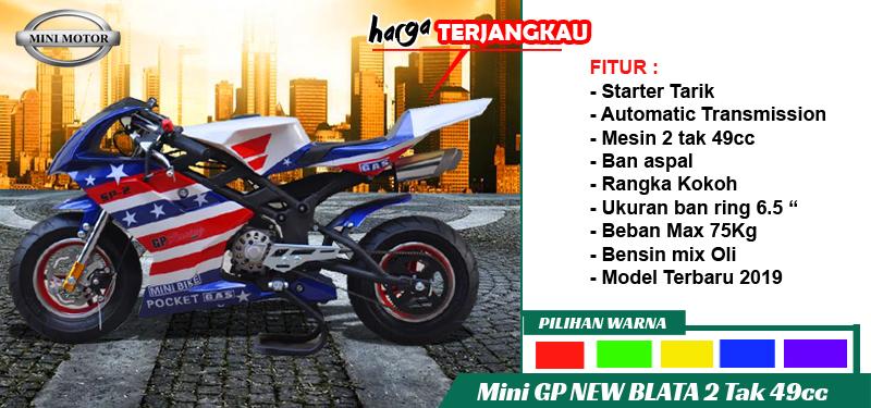 Mini GP blata 49cc